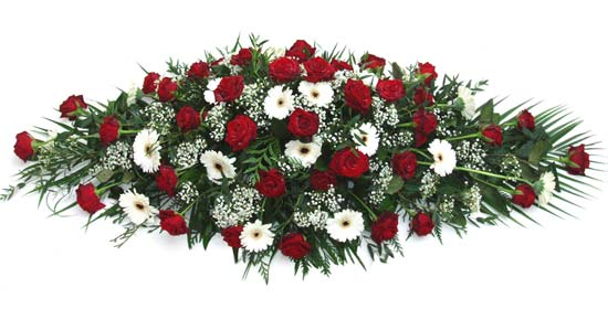Funeral Coffin Flowers